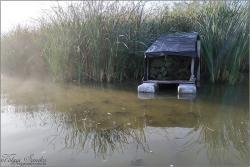Úszó les - 2021. augusztus, Pellérd